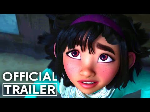OVER THE MOON Trailer (Animation, 2020)