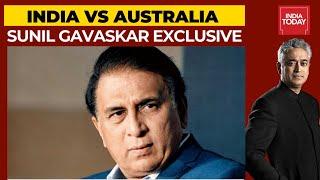 <b>India</b> Draw Against <b>Australia</b>, Sydney 3rd Test | Sunil Gavaskar In ...