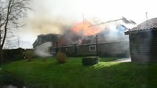 Grote brand Rottum
