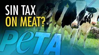 """PETA wants """"sin tax"""" on meat   David Menzies thumbnail"""