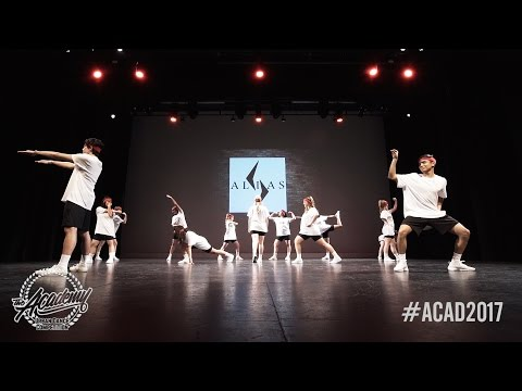 [3rd Place] Wilfrid Laurier University | ALIAS | The Academy: Urban Dance Competition 2017