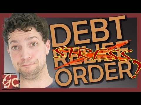 Debt Relief Orders Explained: Stress-Free? | The Graticast Vlog