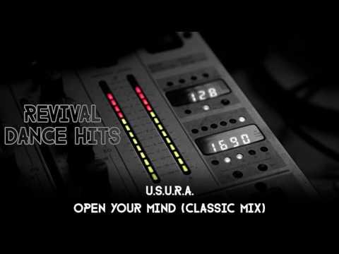 U.S.U.R.A. - Open Your Mind (Classic Mix) [HQ]