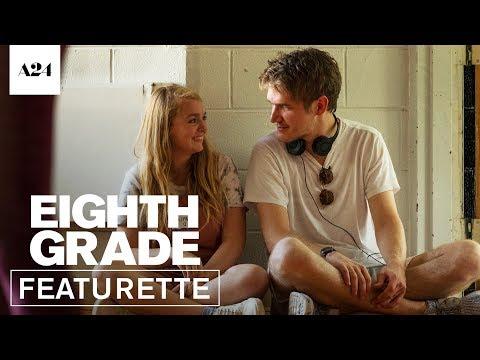 Eighth Grade | Director Bo Burnham | Official Featurette HD | A24