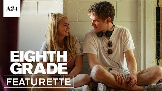 Eighth Grade | Director Bo Burnham | Official Featurette HD | A24