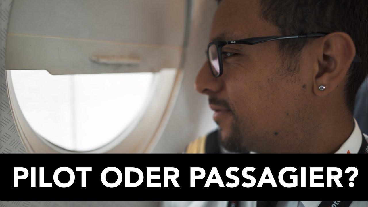 Flugsimulator Berlin I Pilot oder Passagier?