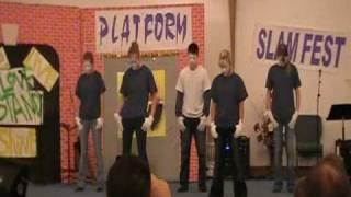 Hip Hop Mime Dance - Platform by Cam