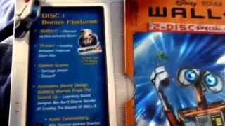 Wall.e 2 Disc Special Edition DVD Review