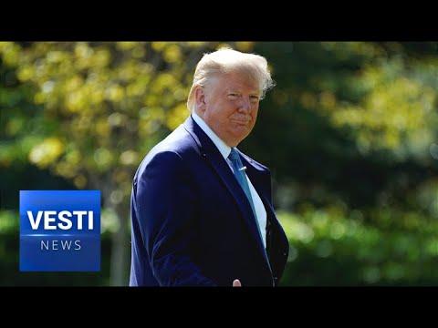 Donald Trump Strikes Back! US President Demands Speaker Pelosi Be Impeached Instead!