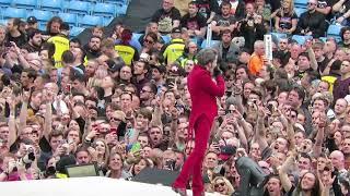 GHOST live at the Etihad Stadium Manchester England 18.06.2019