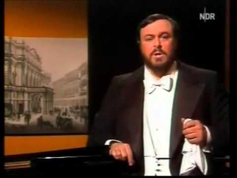 Caro Mio Ben - Luciano Pavarotti