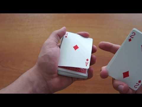 Карточные фокусы и их секреты (видео обучение)