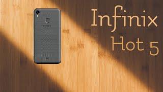 Infinix Hot 5 Review