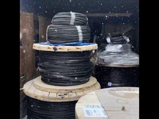 Отгрузка кабельной продукции