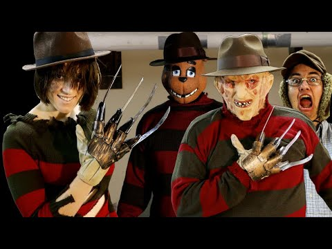Five Nightmares with Freddy