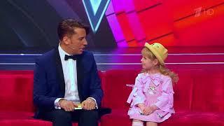 """Полина Морозова на программе """"Лучше всех"""""""