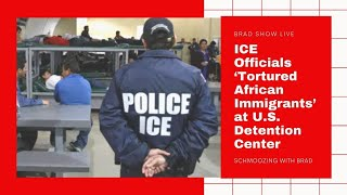 ICE Officials 'Tortured African Immigrants' at Mississippi Detention Center   U.S. News (10/22/2020)