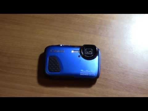 Canon PowerShot D30. Подробный обзор подводной фотокамеры. Интернет магазин Veryvery.ru