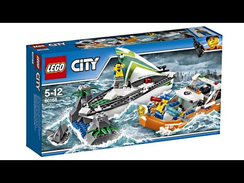 New LEGO City Summer 2017 store exclusive sets pictures!