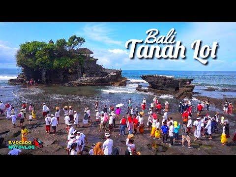 Keindahan Tanah Lot Di Pulau Dewata Bali Yang Mendunia Di Kenal Wisatawan Manca Negara
