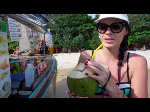 Как надо есть кокосы