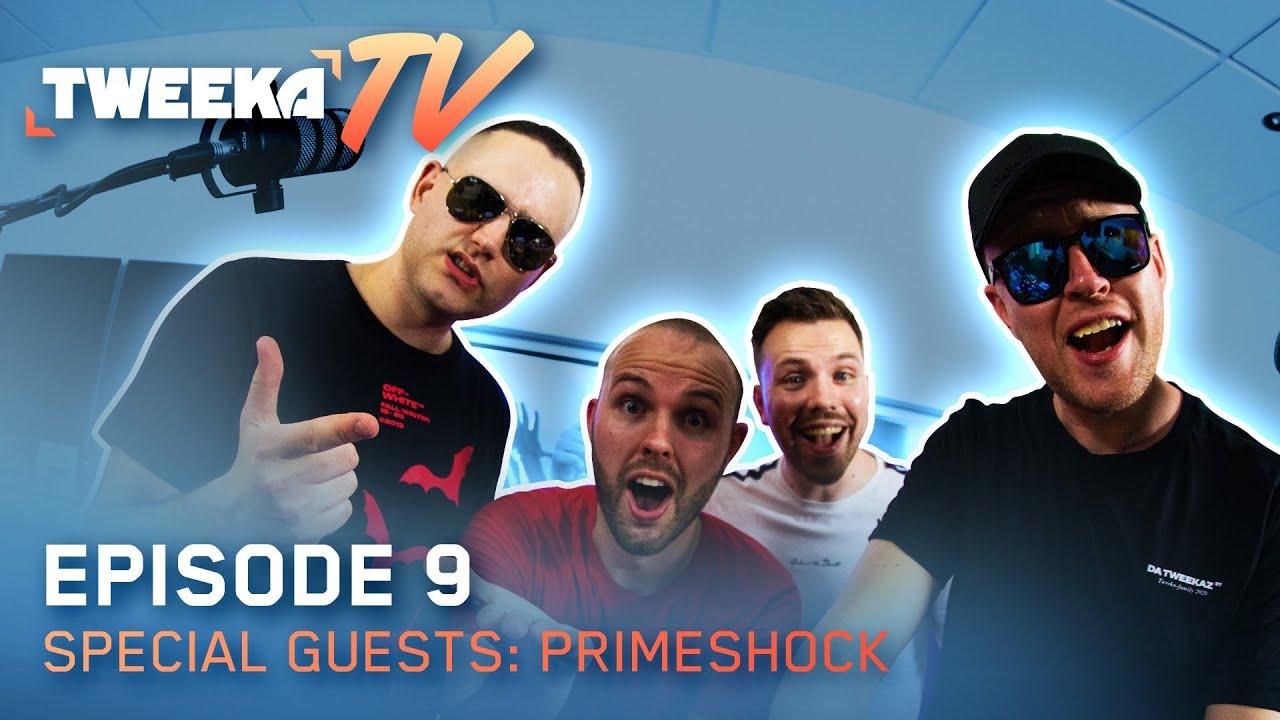 Tweeka TV - Episode 9 (Special Guests: Primeshock)