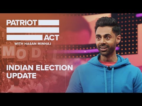 Indian Election Update | Patriot Act with Hasan Minhaj | Netflix