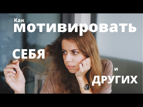 Мотивация (часть 1): внешняя и внутренняя
