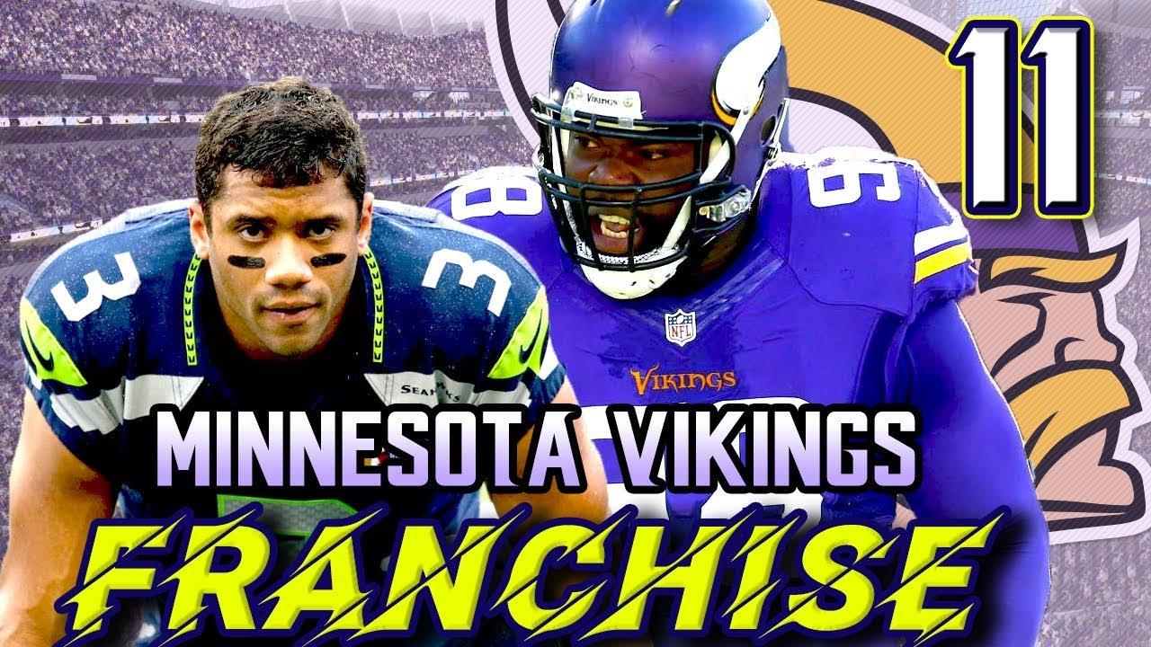 Can We Stop Danger Russ? | Madden NFL 20 Minnesota Vikings Franchise | Ep. 11