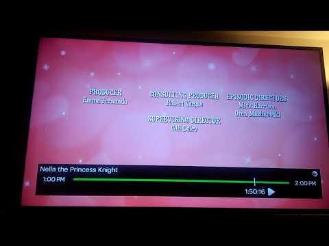 Nella The Princess Knight Credits