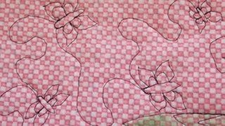 Episode 25:wandering Butterfly Free Motion Quilting Pattern