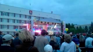 SHURA в Киришах (День Города 2013)
