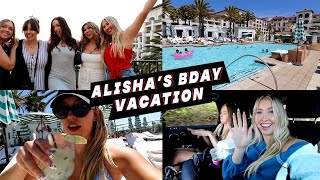Road Trip To The Beach For Alisha's Birthday!! *surprise