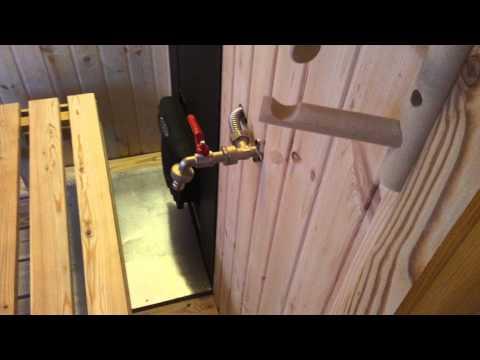 Готовые бани для дачи 2,35 на 5 метров от Павла Лапина