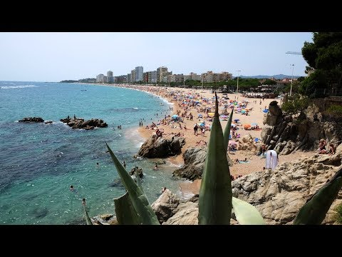 Top10 Recommended Hotels In Platja D'Aro, Costa Brava, Catalonia, Spain