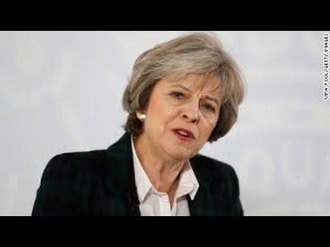 Body Language:  Theresa May and Brexit