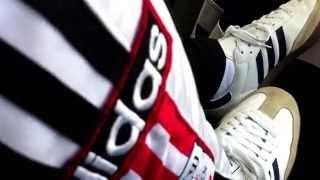 Adidas ORIGINALS : UNIVERSAL / SAMBA oldschool Sneaker HD16:9