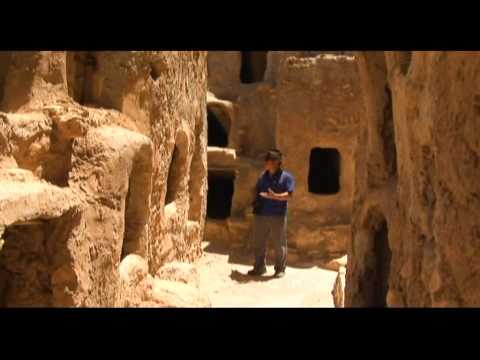[EBS 세계 테마기행] 엄홍길의 리비아 대장정-1부 고대문명의 발자취,가다메스 1부(2009.07.06)