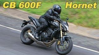 Teste: Honda CB 600 F Hornet 2012