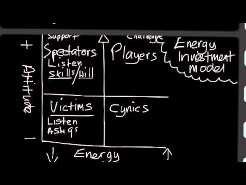 Piers Carter's Management Tutorials - Energy Investment Model 2