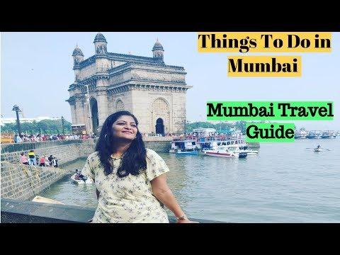 Mumbai Shopping, Food And Places To Visit | Mumbai Darshan