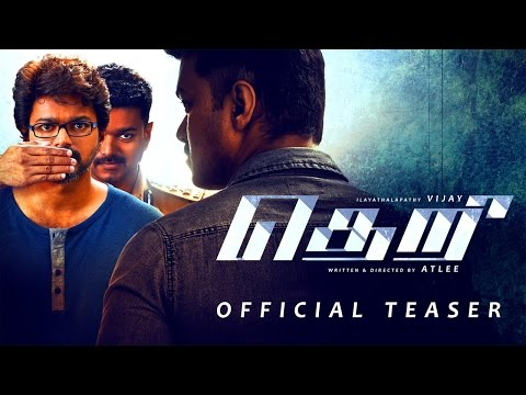 Theri - Official Teaser | Vijay, Samantha,...