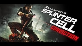 Splinter Cell: Conviction Gameplay (PC/HD)