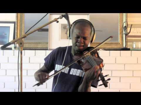 "Ellie Goulding - Burn by Ashanti Floyd ""The Mad Violinist"""