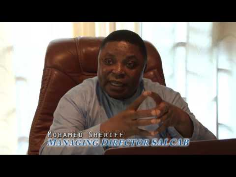 Sierra Leone Fiber Optic ungraded 2016 (Interview with managing Director°