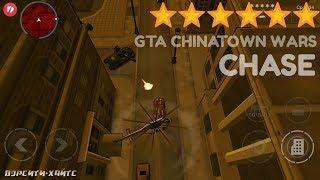 GTA Chinatown Wars 6 stars chase)))