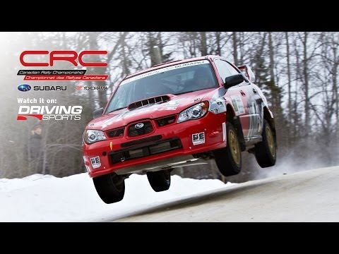 2014 Canadian Rally Championship P