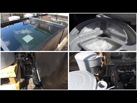 My Koi Breeding Project - Part 25 - New Growing Tanks Installed