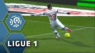 Olympique Lyonnais - Stade de Reims (2-1)  - Résumé - (OL - SdR) / 2014-15