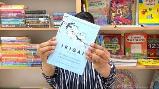 Review Of Ikigai. A Japanese Concept For A Long And Happy Life.